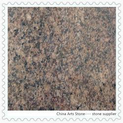 China edifício em granito Mosaico Material (antique brown/tropic brown/ Royal café/ cinzento aço/ Tan brown/ caledónia)