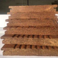 Het Bamboe Decking van het octrooi in China