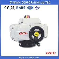 Modulación de dcl accionador eléctrico para válvula de control