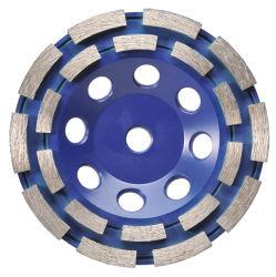 신형 돌 작업 두 배 줄 다이아몬드 컵 회전 숫돌