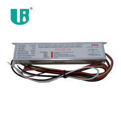 Fase1-800-100 55W 87W 75W Alta Outpt 800mA UV balastro electrónico para germicida ultravioleta Lamp G36t5ho