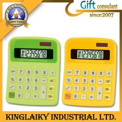 Venta caliente calculadora con logo personalizado para la promoción (KA-7126)