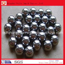 Las bolas de acero recubierto de níquel