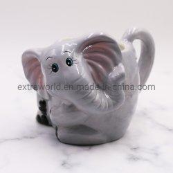 El Elefante de regalo taza de café de cerámica taza de té personalizados de vacaciones