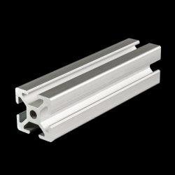 Fente de 6 mm Oyu 2525 Aluminium extrudé profil pour le châssis en aluminium