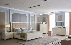 De estilo neoclásico de muebles de dormitorio fabricado en China