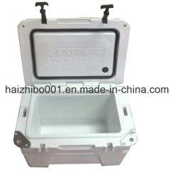 100L, 150L'extrémité supérieure du boîtier du refroidisseur d'E-Friendly Moulage par rotation du boîtier de refroidisseur