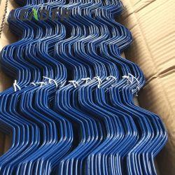 Multi-Span Accessoires serre 2.0mm ressort utilisé pour le verrouillage de revêtement en plastique de Film en zigzag galvanisé le fil métallique