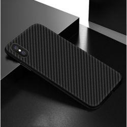 Nouvelle arrivée Téléphone TPU Étui pour iPhone 7 6s 8 X plus 5s se Xrs Max Simple Solid Color ultra fine de couleur de bonbons mous couvercle arrière