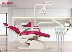 5-part l'exploitation d'unité dentaire Kj-915disponibles pour gauche & droite dentiste