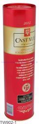 Personalizar a caixa de estanho Vinho Fábrica Caixa de estanho caixas de licor de Vinho Tinto Caixa de estanho