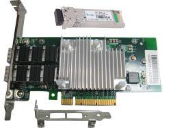 2 ports SFP+ X520 10Gigabit Ethernet de l'adaptateur serveur à double port (SPNC-10G2BF-SFP+)