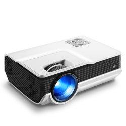 gebouwde LEIDENE van de Zak van het Huis van de Spreker Video Mini Slimme Projector Van verschillende media