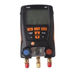 Originele Testo550 digitale 2-weg verdeelblokmeter temperatuurgecompenseerde lekkagetest Testo 557no. 0550, enzovoort
