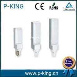 LED de 13 W G24/E27 LED LÂMPADA PLC Fábrica Ningbo marcação RoHS Vida Útil Longa