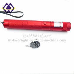 Kundenspezifischer Leistungs-roter Laser mit unterschiedlicher Kopf-Schlüssel-elektronischem Zeiger