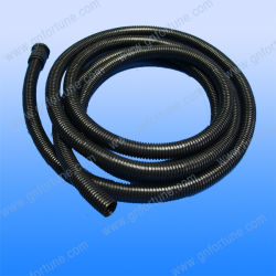 Flexibles Corrugated Black PVC Pipe (32mm)