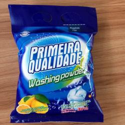 Detergente blanco el lavado de jabón en polvo