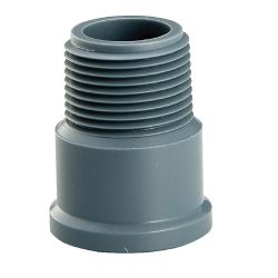 Стандарт DIN ПВХ трубы фитинг переходника мужчин давления