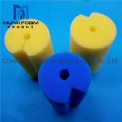 Tubo de Endoscopia Soap para vídeogravador Escova de limpeza esponja com cordão