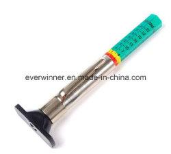 Indicador de profundidad de color de la banda de rodadura medidor métrica estándar meden