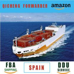 上海中国の空気出荷の海の貨物からのフランスへのYiwuの容器輸送のInternational Ocean Companyシンセン貨物