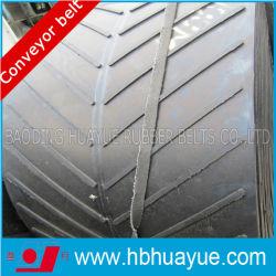 General Use Pattern Ep Conveyor Belt for Sand, Grain