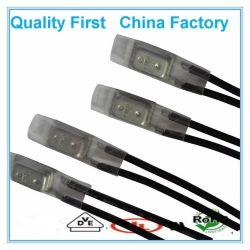 Schoner-Temperatur-Sicherung des Handrücksteller-17ami thermische für Haushaltsgeräte