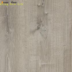 Piso Laminado/suelos de baldosas de vinilo de lujo de laminado piso vinílico de PVC de tejas