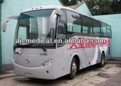 حافلة فحص الأشعة السينية للعيادة المتنقلة الطبية (12 ميجا هيغر)