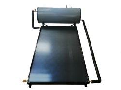 نظام الطاقة الشمسية عالي الضغط سعة 150 لترًا وبلوحة مسطحة صغيرة المدفأة