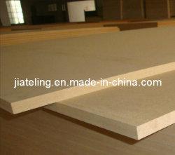 Normale MDF/Sanding MDF-mittlere Dichte-Holzfaserplatte-roher Ebene MDF