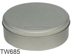 주석 상자 콘테이너 소형 저장 그릇, 뚜껑을%s 가진 작은 주석
