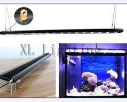 Nieuwe Programmeerbare LEIDEN van het Aquarium van de Wijze Licht voor het Koraalrif van de Tank van Mariene Vissen