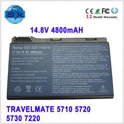 Bateria de substituição para a Acer Travelamte 5710 5720 5730 7220 5520 tm00741