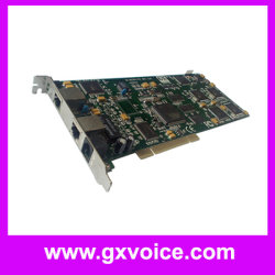 1 scheda della registrazione del circuito di collegamento del telefono di Pri E1