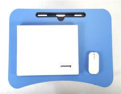 Soporte de mesa plegable portátil pequeño en la cama para niños