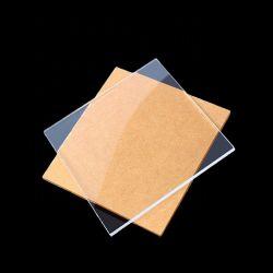 절연용으로 사용된 투명 PMMA 플라스틱 아크릴 시트