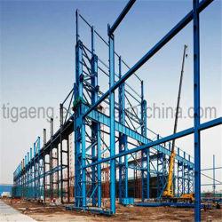 Instalación rápida prefabricados de estructura de acero reciclable Marco Taller Almacén