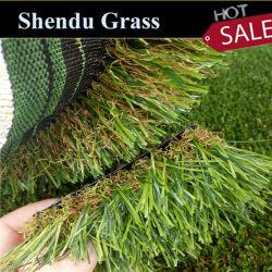 中国河北のカーペットの工場総合的な草の泥炭の芝生の人工的な草8mm 10mm 20mm 35mm