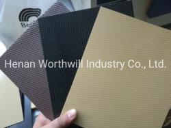 Fabricación de estuco en relieve de aluminio con recubrimiento de color/bobina de aluminio/hoja