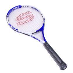 Raquete de tênis de fibra de carbono profissional