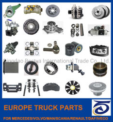 ヨーロッパ、ベンツのための日本の自動車のスペアーのトラックの部品かVolvoまたは人またはScaniaまたはRenaultまたはDafまたはIveco/Isuzu/三菱Hinoまたはヒュンダイまたはトヨタボディまたはブレーキまたはエンジン部分