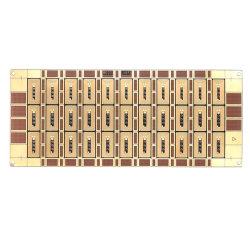 Kundenspezifische Qualitäts-Überzug-Gold-gedruckte Schaltkarte