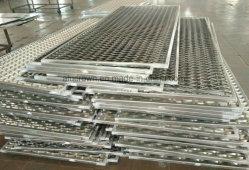 Comitato decorativo in espansione del metallo della maglia del comitato di alluminio del metallo