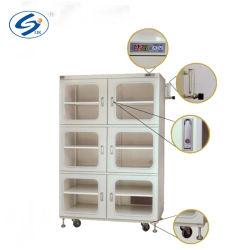 Gabinete de secagem de armazenamento de azoto eletrônico para o IC, PCB, Baterias