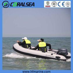 Скорость Аль ребра Boat-Searover катере/PVC и Hypalon ткань/алюминия на лодке или катере