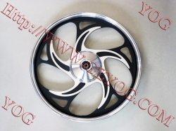 Rotella completa della lega dell'orlo di alluminio del motociclo di alta qualità dei pezzi di ricambio di Yog per C90 1.40-17