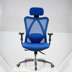 Oficina moderna giratorio elevación Ejecutivo equipo de tejido de malla silla reclinable