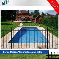 Verzinkter Zaun Aluminium Panel Factory Supply Rail für Treppengeländer / Garten Zaun/Pool Zaun